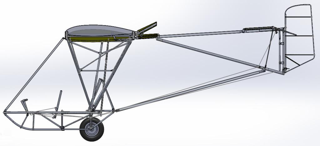 Goat CAD model