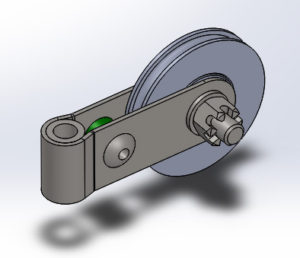 cad air block pulley 1