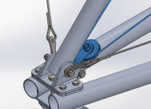 cad pedal link
